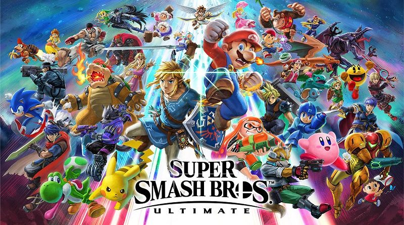 Super Smash Bros Ultimate Game