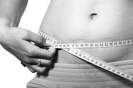 Lose belly fat at home