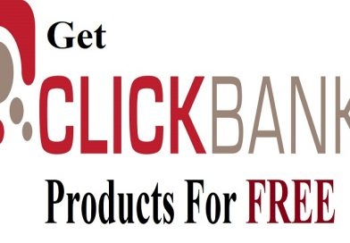 Get Clickbank Products FREE