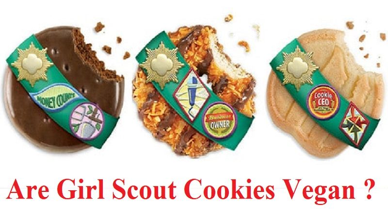 Are Girl Scout Cookies Vegan