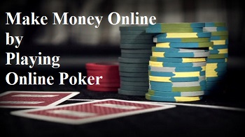 can you make money online poker