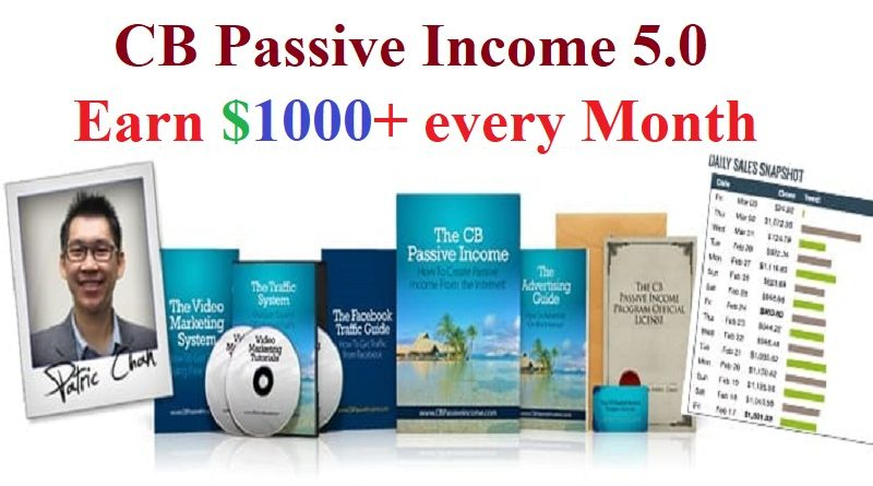 CB Passive Income 5 Review