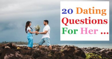 Dating Questions for Her