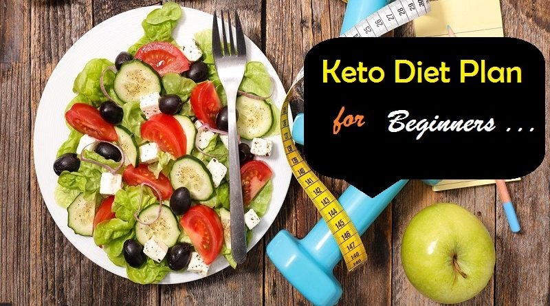 Keto Diet Plan for Beginners