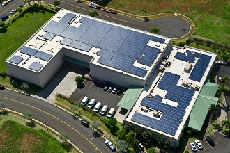 Solar Power for Commercial buildings