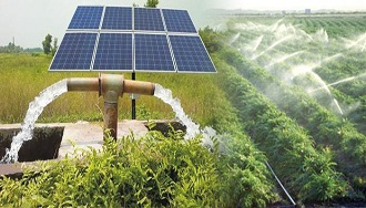 Use of Solar Power for Farmers
