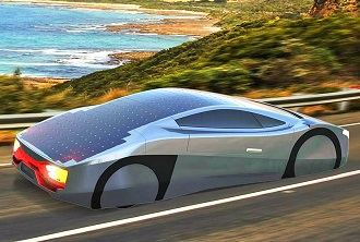 Use of Solar Power for Cars