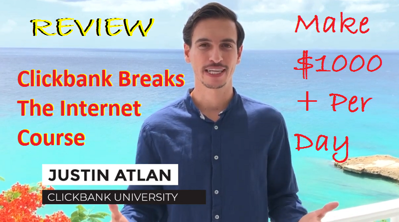 Clickbank Breaks the Internet