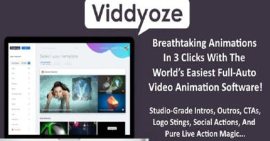Viddyoze Review 2019