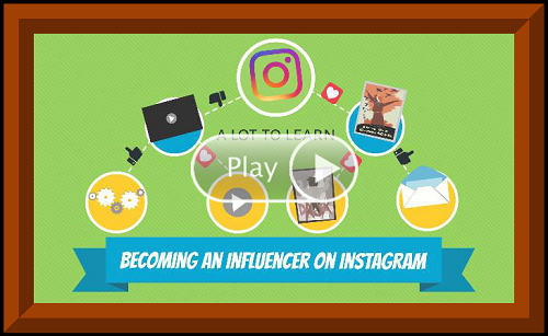 Become An Instagram Influencer